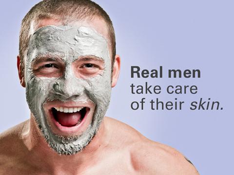 huidverzorging mannen